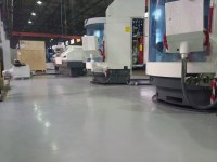 Floor for engineering production